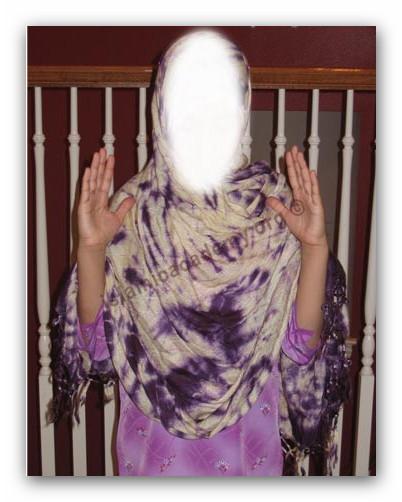 How to perform Salat Prayers (Women) Through Pics | ahlu sunnah wal